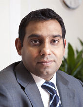 Devendra Rampersaud - Guardian Solicitor Founder